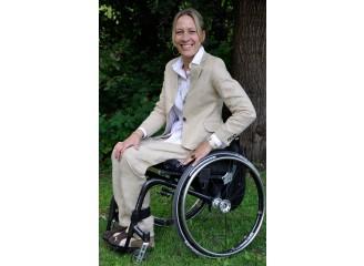 Femme handicapee