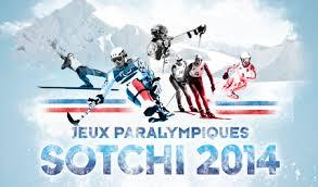 Jeux paralympiques Sotchi 2014
