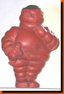 bibendum rouge