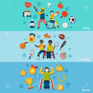 compétition sportive et handicap