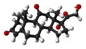 Cortisone-3D-balls
