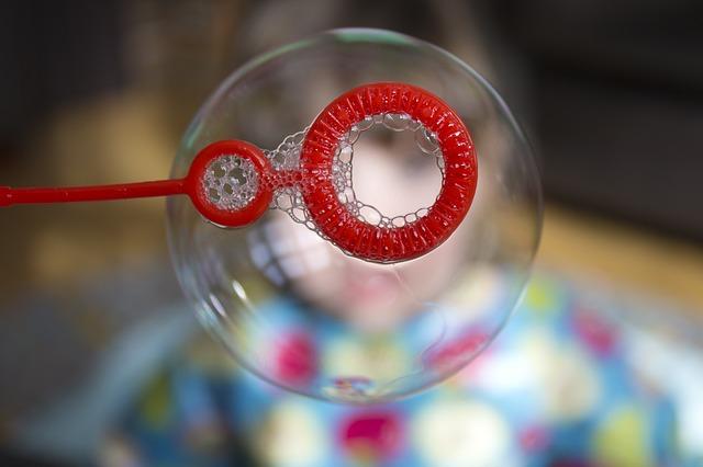 Fragile comme une bulle de savon