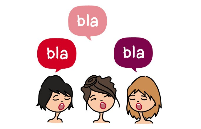 bla bla