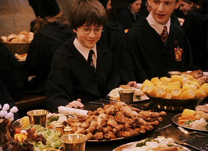 Image tirée du film Harry Potter