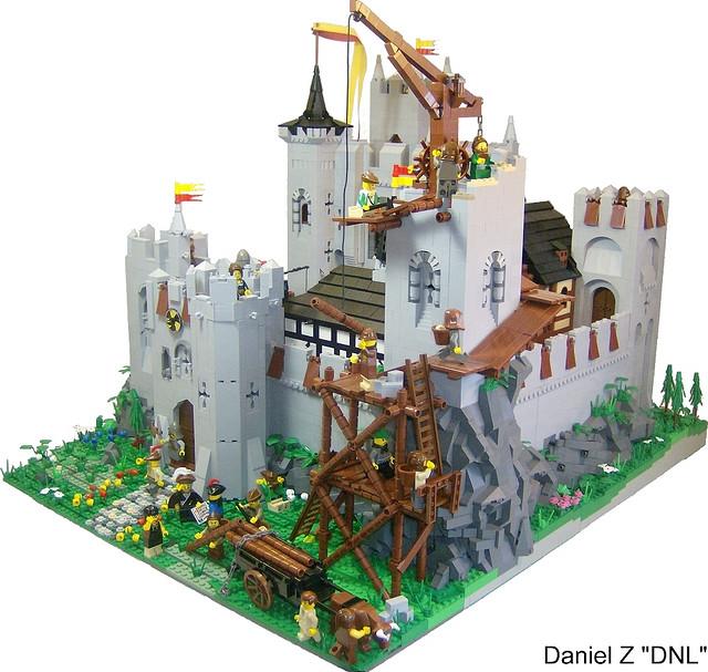 espoir adapté qui se construit comme un chateau en lego