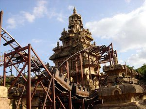 Indiana Jones - Disneyland Paris