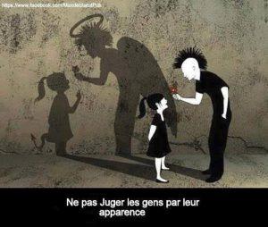 Ne jamais juger