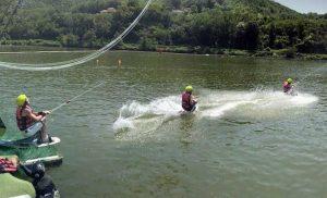 nouveau expérience sportive - wake board